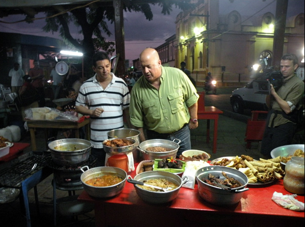 Никарагуанская еда